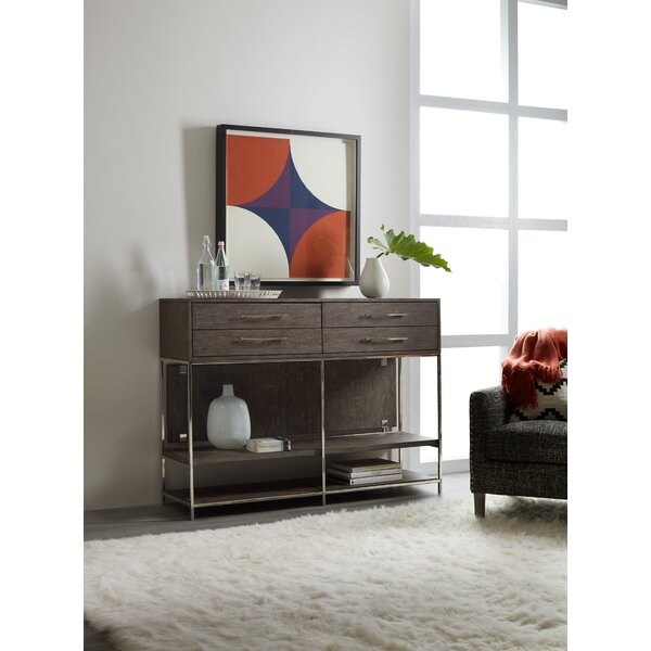 Storia Console Table By Hooker Furniture