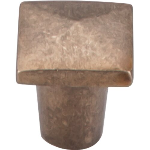 Aspen Square Knob by Top Knobs