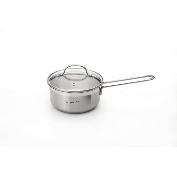 Bistro 1.4 qt. Sauce Pan with Lid by BergHOFF International