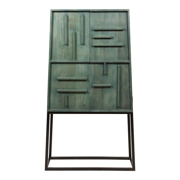 Bracy 4 Door Accent Cabinet by Foundry Select