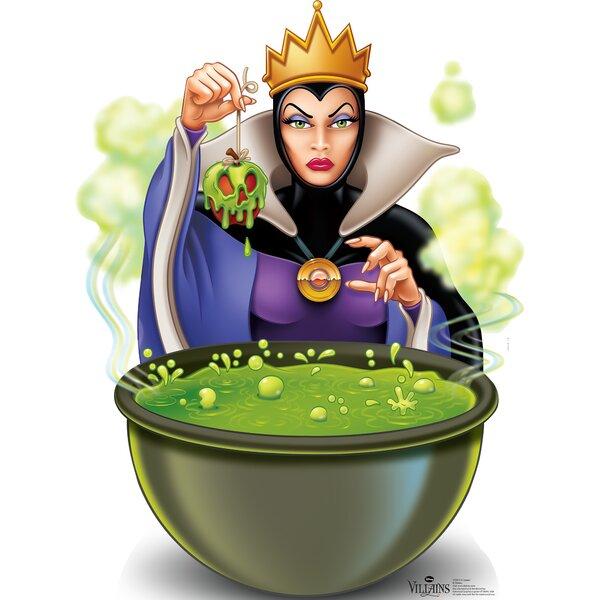 Evil Queen - Disney Villains Cardboard Standup by Advanced Graphics