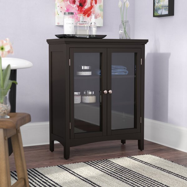 Ezra 26 W x 32 H Cabinet by Darby Home Co