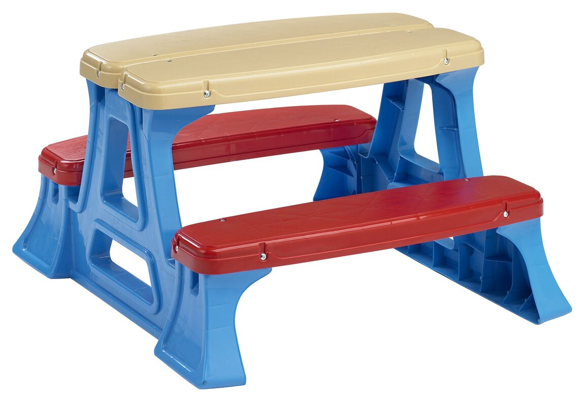Kids\u0027 Picnic Tables