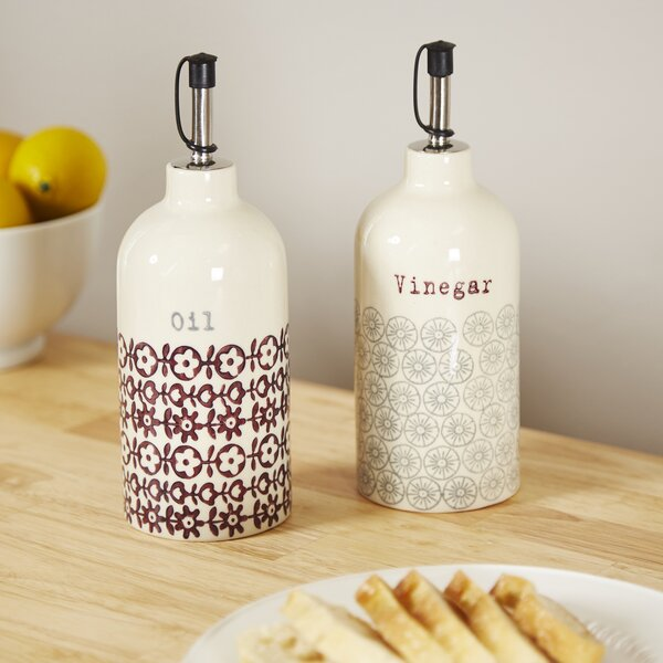 Irena Oil & Vinegar Set by Birch Lane™