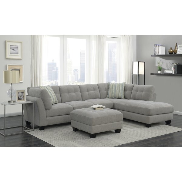 Ryder Sectional by Ebern Designs
