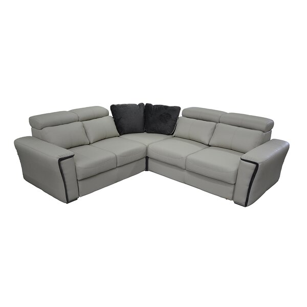 Dotan Sleeper Sectional by Orren Ellis