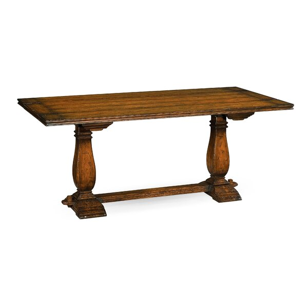 Hunt Dining Table by Jonathan Charles Fine Furniture