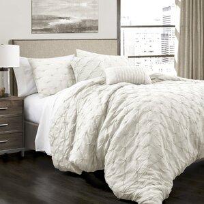 lorenzo 5piece comforter set