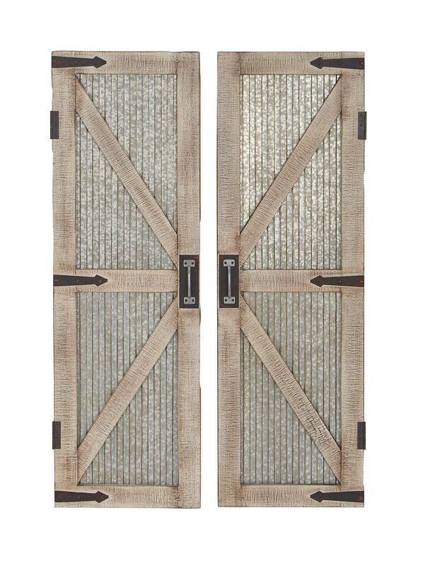interior barn doors for homes cole amp grey farmhouse iron and wood interior barn door 24408