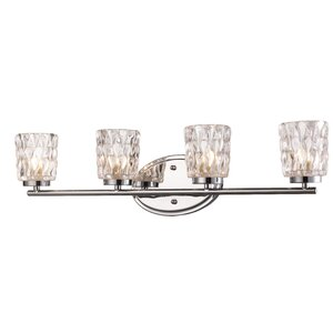 Angela 4-Light Vanity Light