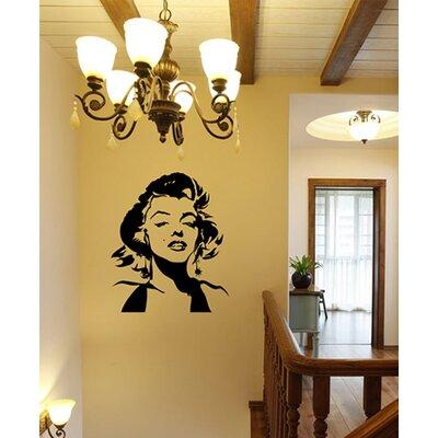 Marilyn Monroe Wall Mural