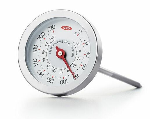Good Grips Chef S Precision Analog Instant Read Thermometer By Oxo.