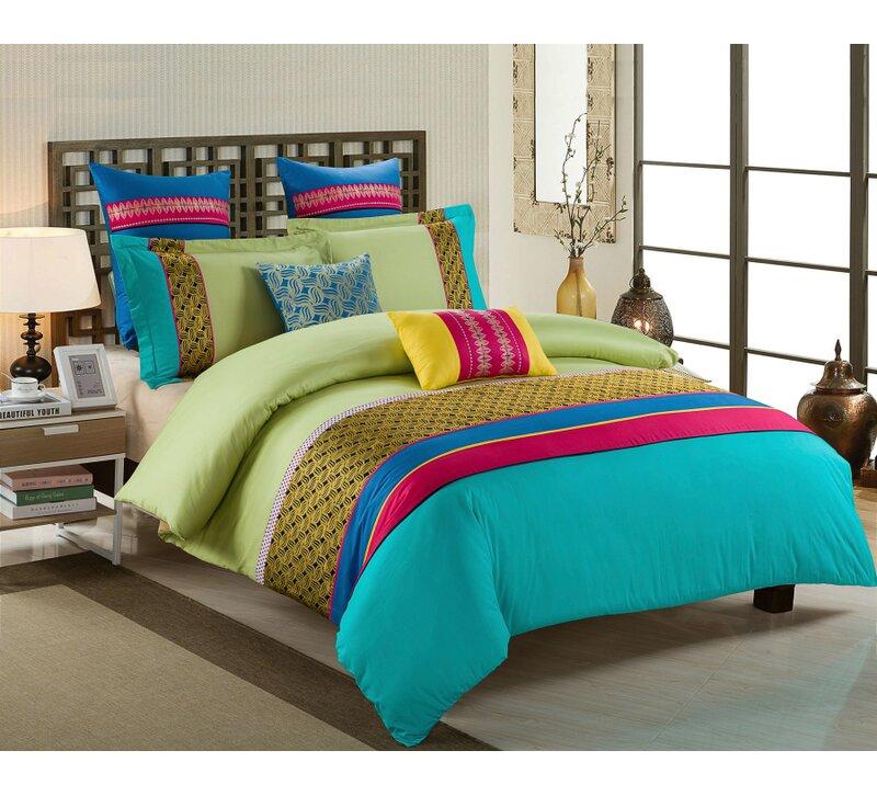 Zipit Friends Twin Bedding Set Blue Puppy Multicolor Bedroom Comforter