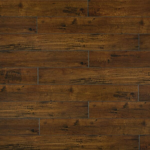 Heartland 5 x 48 x 12mm Maple Laminate Flooring in Ranchero by Bellami