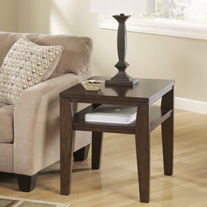 Eagleview End Table by Andover Mills