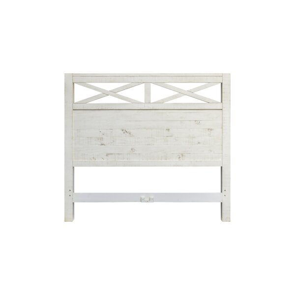Parmelee King Panel Headboard by Highland Dunes