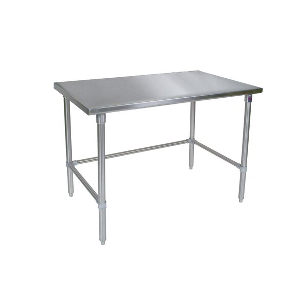 Stainless Steel Work Table by John Boos John Boos