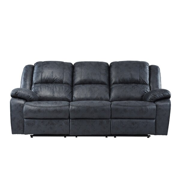 Rochelle Classic Reclining Sofa by Winston Porter