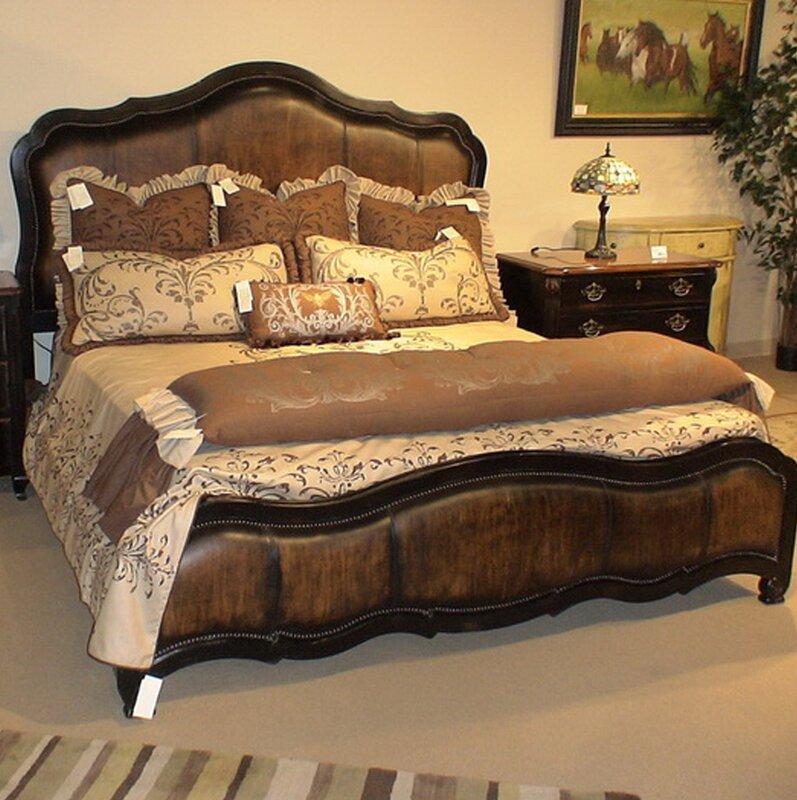 Easternlegends chambord king upholstered panel bed reviews perigold for Eastern legends bedroom furniture