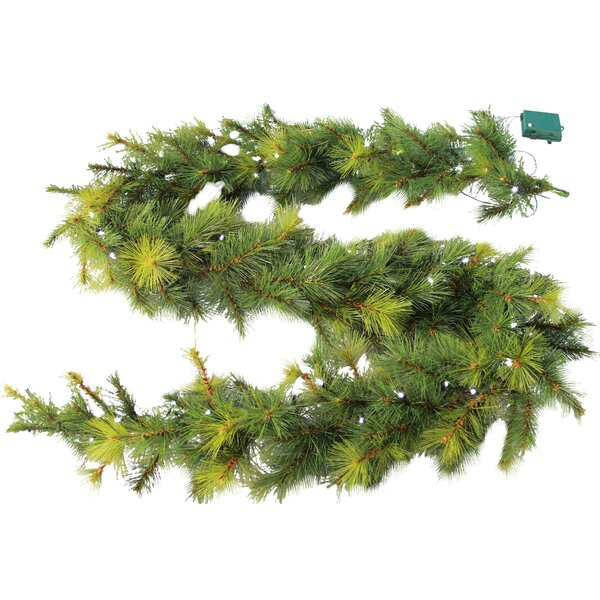 Needle Pine Garland by Jolly Workshop