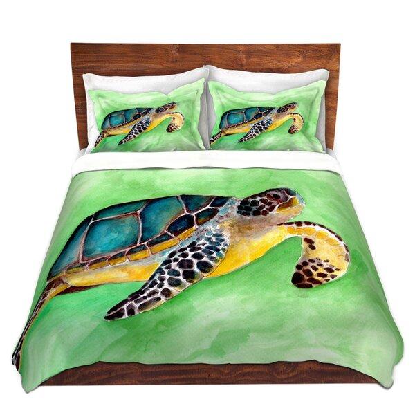 Sea Turtle Duvet Cover Set
