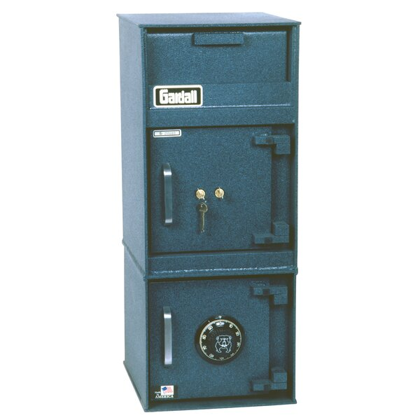 Large Back Loading Depository Safe by Gardall Safe
