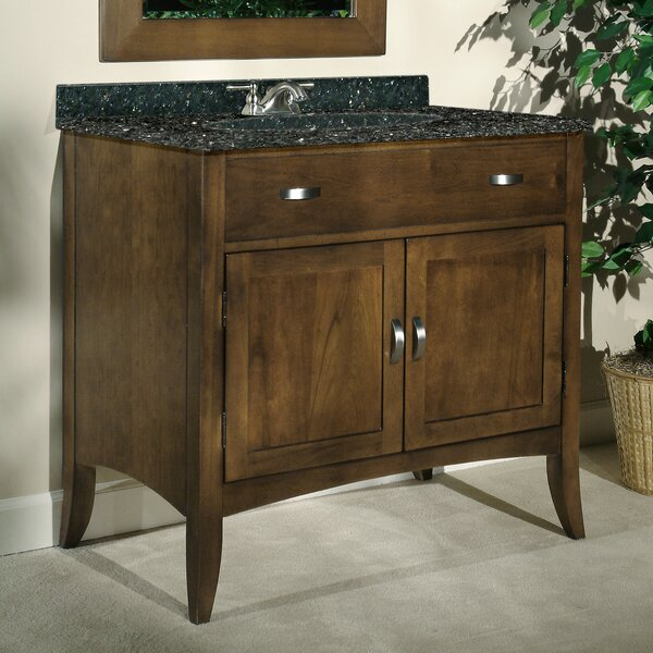 Metro 36 Single Bathroom Vanity Set by Kaco International