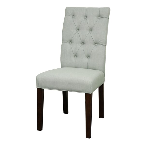 Orchid Side Chair (Set of 2) by Charlton Home