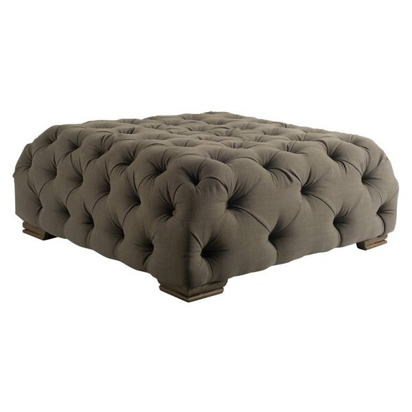 Hortense Cocktail Ottoman by Darby Home Co