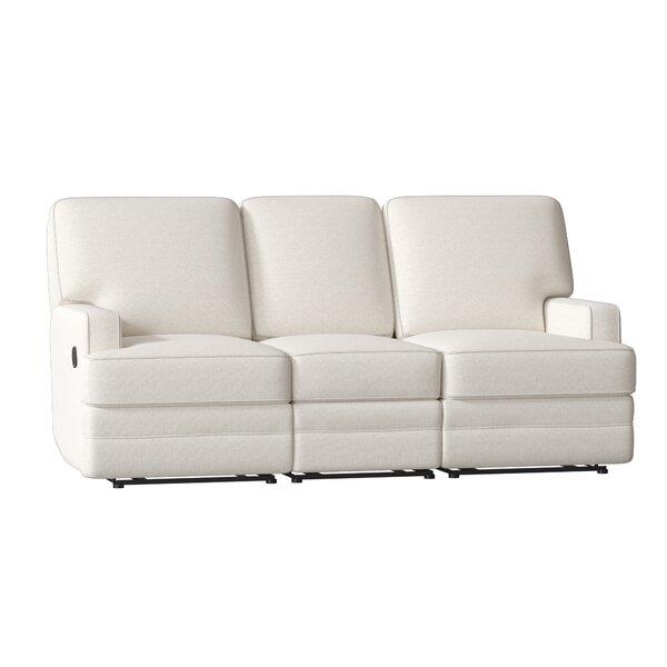 Kaiya Reclining Sofa by Wayfair Custom Upholstery��