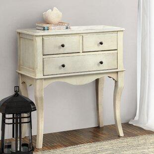 Purchase Garrett 3 Drawer Nightstand ByBeachcrest Home