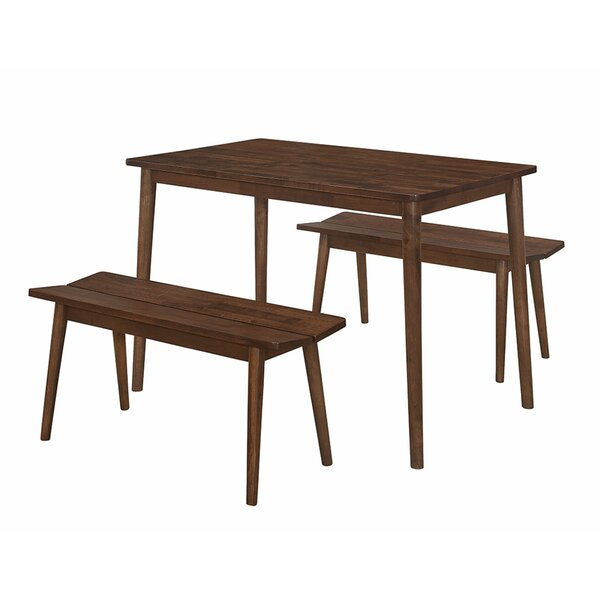 Dulaney 3 Piece Counter Height Dining Set by George Oliver George Oliver