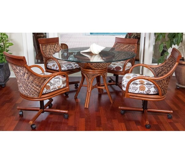 Bermuda 5 Piece Dining Set by Alexander & Sheridan Inc.