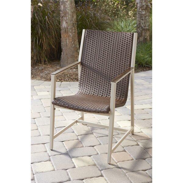 Santa Fe Patio Dining Chair (Set of 4) by Novogratz