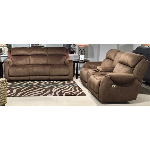 Safe Bet 2 Piece Reclining Living Room Set by Southern Motion