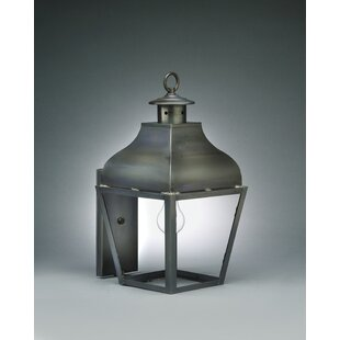 Buying Stanfield 1-Light Outdoor Sconce By Northeast Lantern
