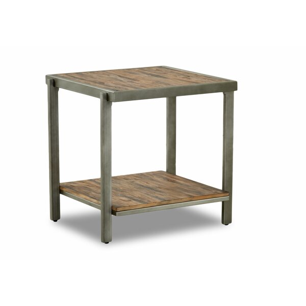 Maskell End Table by Union Rustic