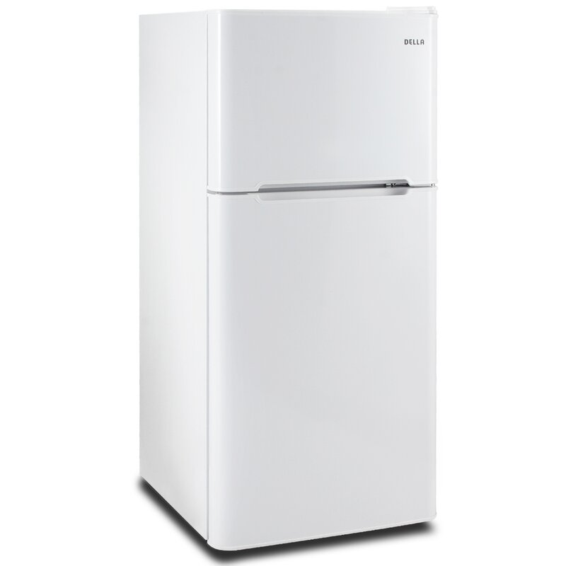 Della 4.5 cu. ft. Compact Refrigerator with Freezer & Reviews ...