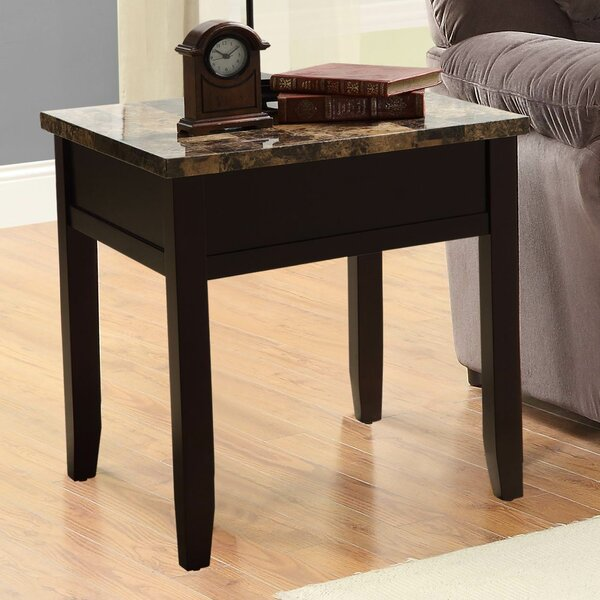 Orton End Table By Woodhaven Hill