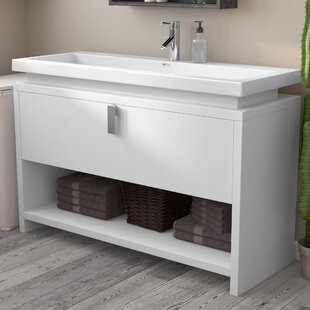 Best Reviews Gaynelle 47 Single Bathroom Vanity Set By Orren Ellis