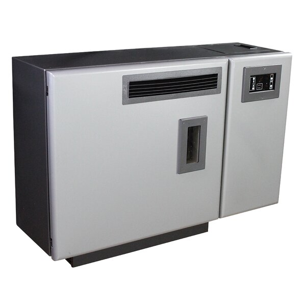 1,000 sq. ft. Direct Vent Pellet Stove by United States Stove Company