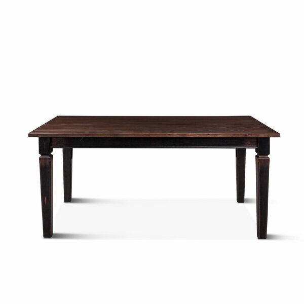 Hollie Extendable Drop Leaf Mango Solid Wood Dining Table by Gracie Oaks Gracie Oaks