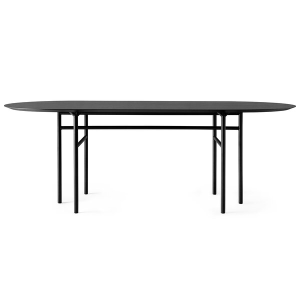 Snaregade Oval Dining Table by Menu