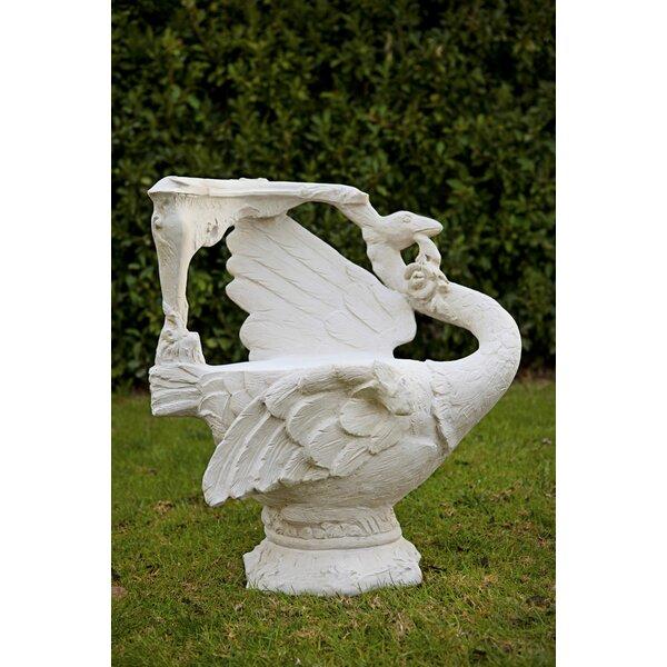 ResinStone Swan Chair by Amedeo Design