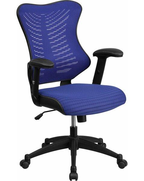 Dunson High-Back Ergonomic Mesh Executive Chair by Ebern Designs
