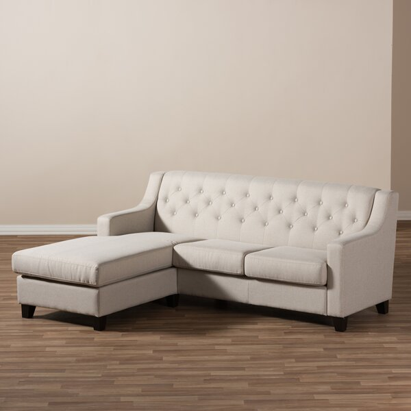 Wadley Sectional by Three Posts
