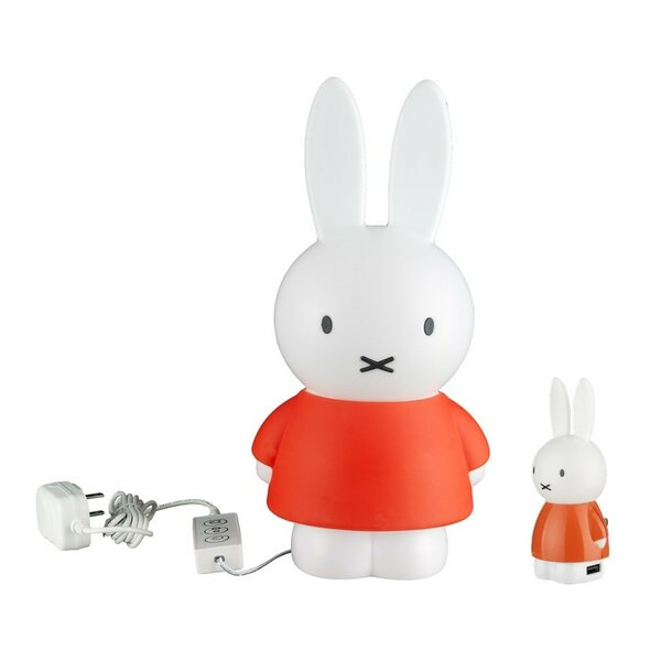 Miffy Bundle Dimmable Night Light by Miffy