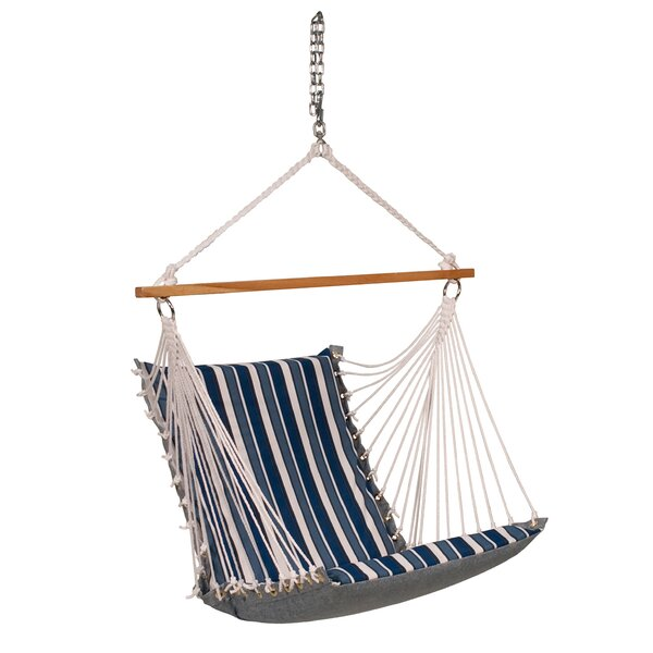 Soft Comfort Cushion Polyester Chair Hammock by Algoma Net Company Algoma Net Company