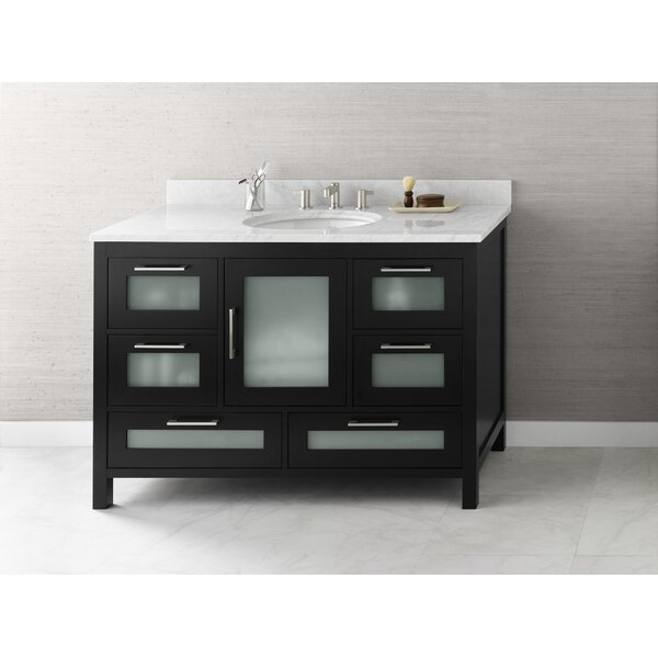 Athena 48 Single Bathroom Vanity Set by Ronbow