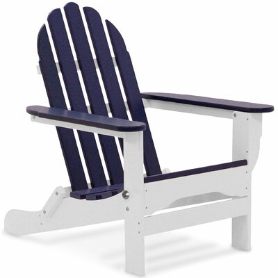 Astonishing August Grove Paterson Plastic Folding Adirondack Chair Color Caraccident5 Cool Chair Designs And Ideas Caraccident5Info